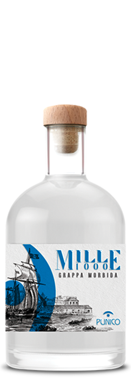 Grappa Morbida mille